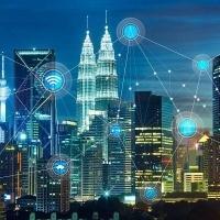 智慧城市_建筑设计图片