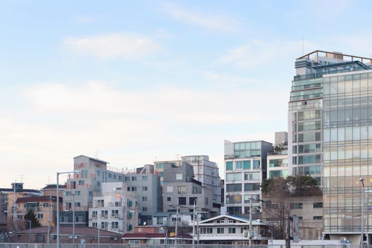 韩国岩石上水洞办公室_16
