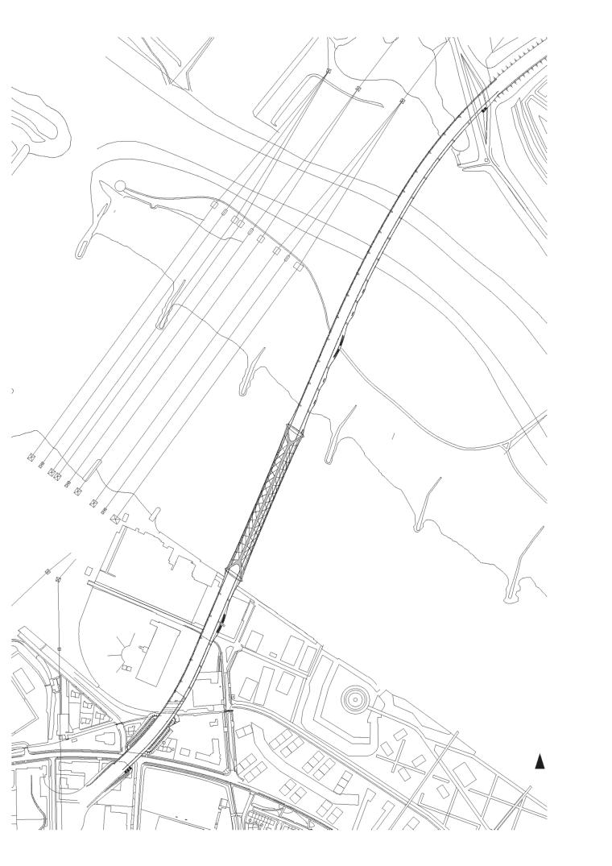 荷兰DeOversteek都市大桥_14
