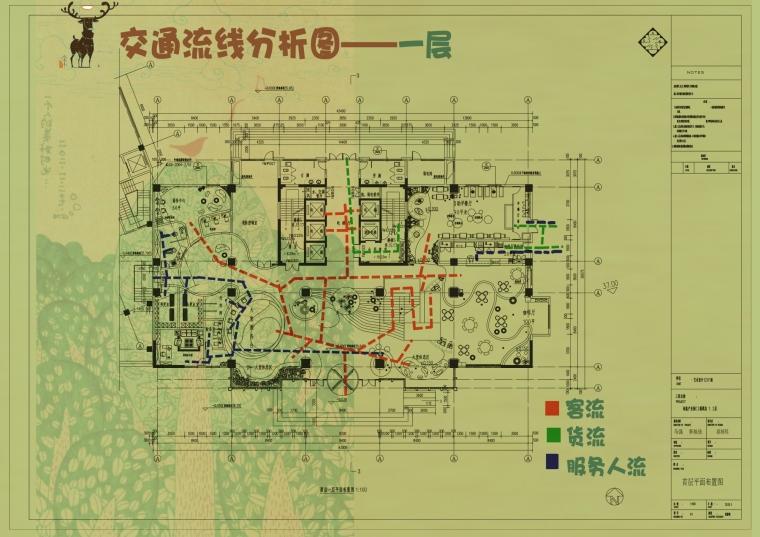 绿野仙踪—童话森林主题酒店设计_3