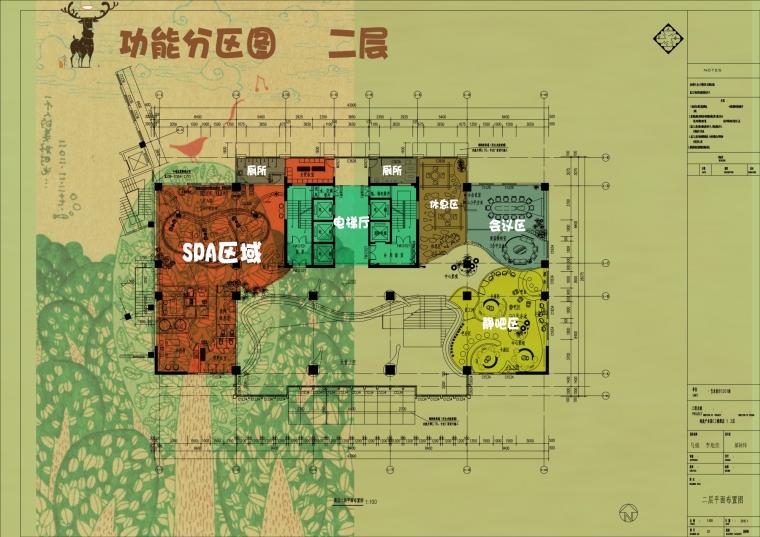 绿野仙踪—童话森林主题酒店设计_25