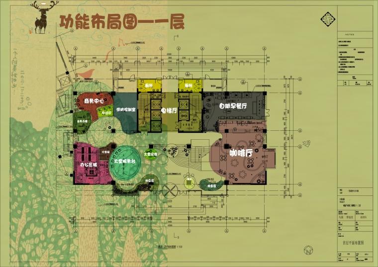 绿野仙踪—童话森林主题酒店设计_24