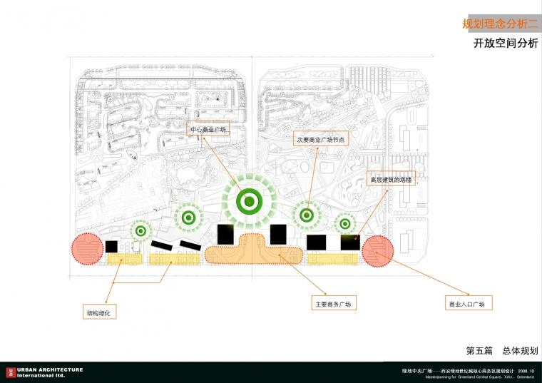 西安绿地世纪城核心商务区规划设计_52
