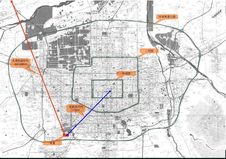 西安绿地世纪城核心商务区规划设计_20