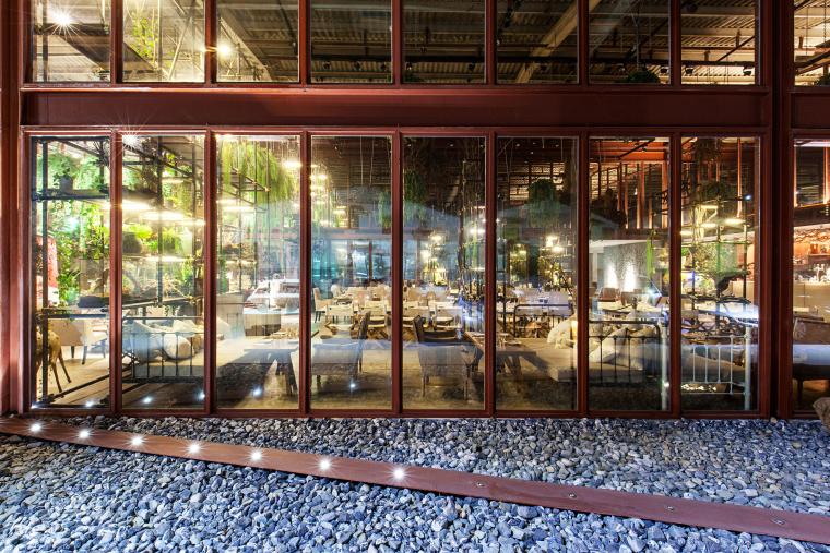 泰国曼谷Vivarium餐厅_13
