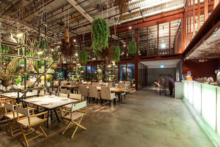 泰国曼谷Vivarium餐厅_2