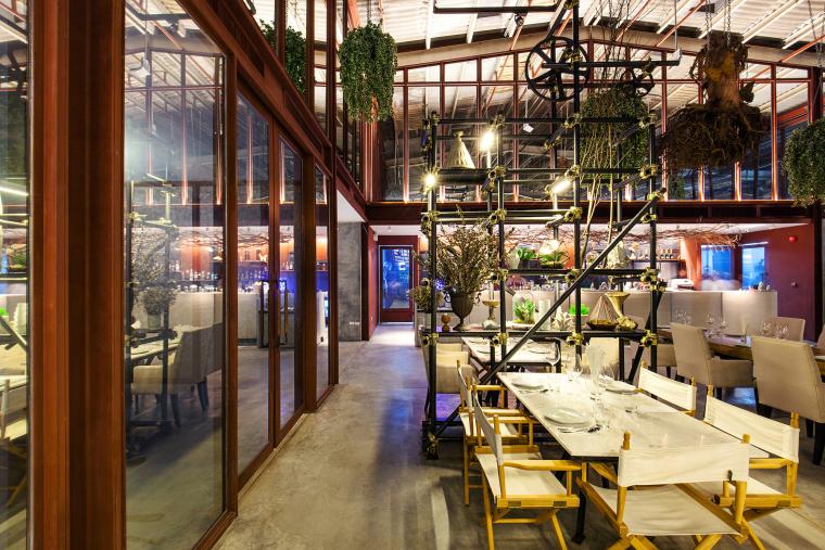 泰国曼谷Vivarium餐厅_5