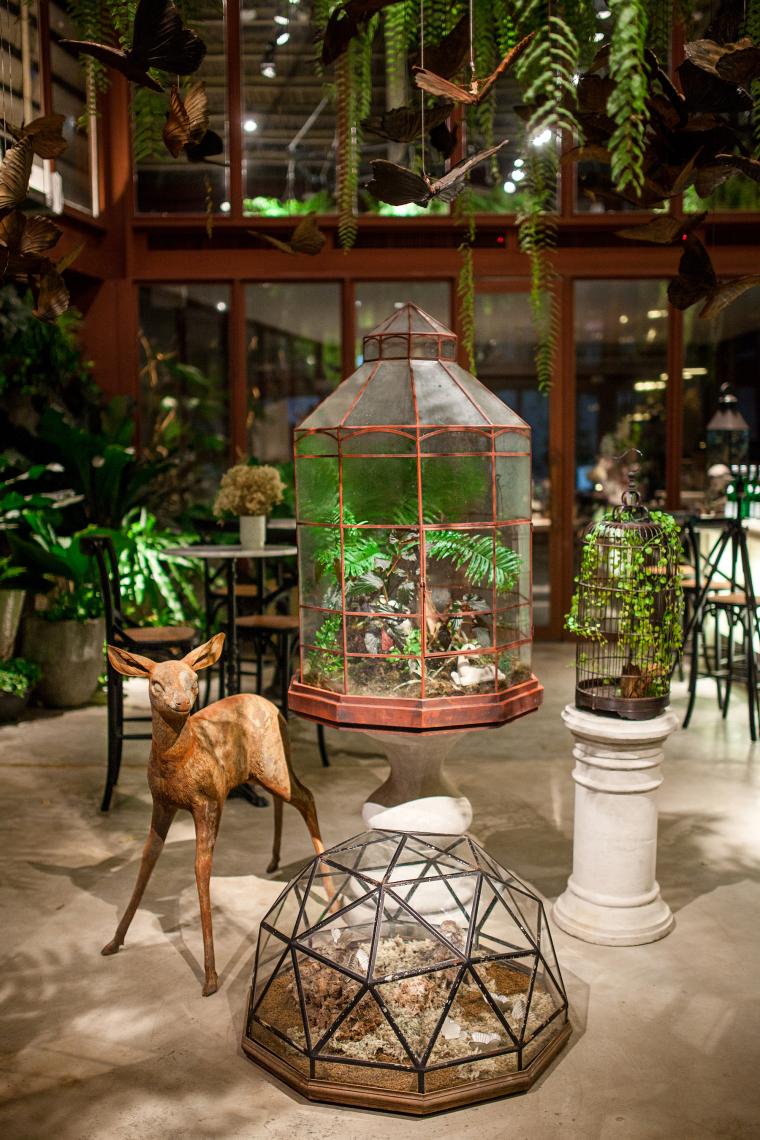 泰国曼谷Vivarium餐厅_9
