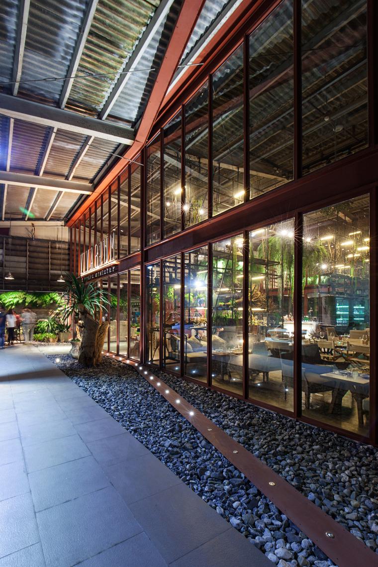 泰国曼谷Vivarium餐厅_12