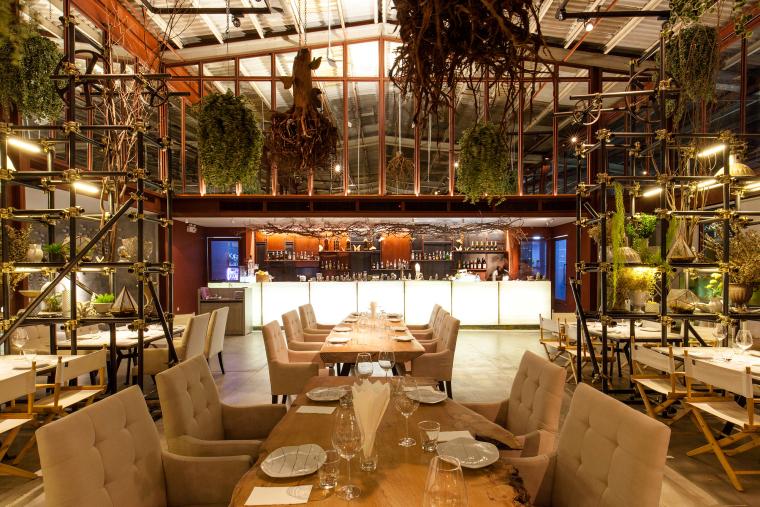 泰国曼谷Vivarium餐厅_3