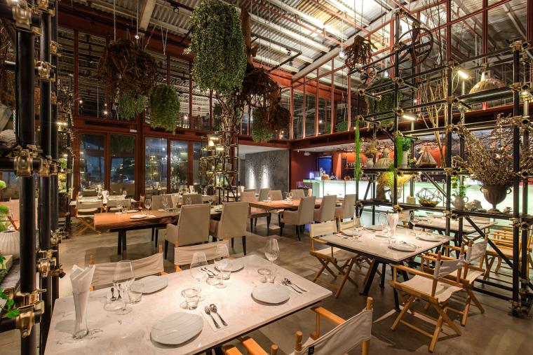泰国曼谷Vivarium餐厅_6