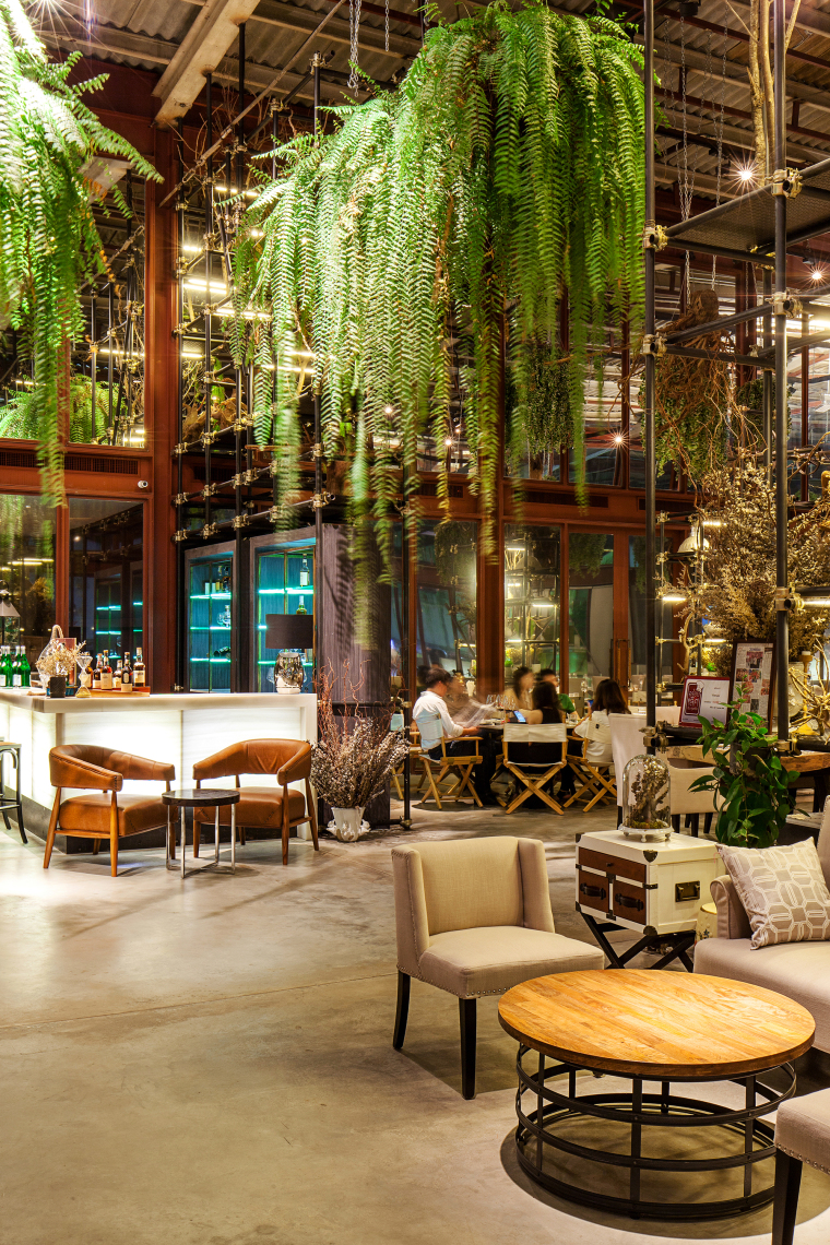 泰国曼谷Vivarium餐厅_8