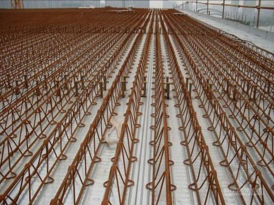 超高层混合结构甲级写字楼投标施工组织设计_3