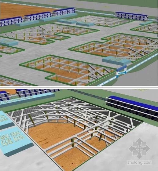 超高层混合结构甲级写字楼投标施工组织设计_4