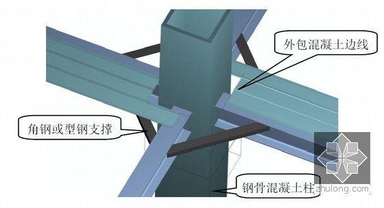 超高层混合结构甲级写字楼投标施工组织设计_8