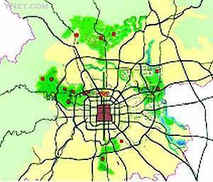 北京新规划:城市空间发展战略首次发布