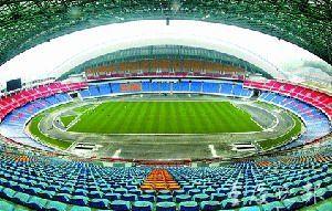 重庆:奥体中心体育场通过验收 安保工作全面展开