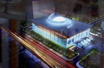 奥运会乒乓球馆三个优秀设计方案评出