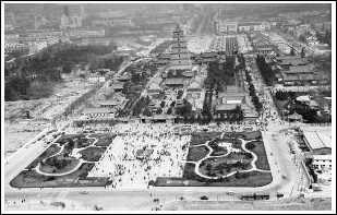 将西安古城建成世界博物城