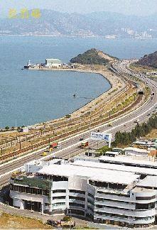 香港填海72公頃建超級物流園