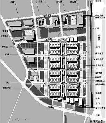 中国国际展览中心开建 将成为国内最大展馆
