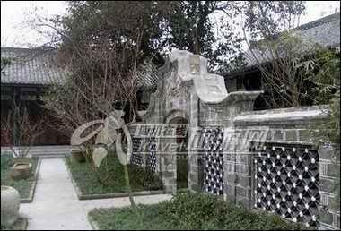 文殊院建成古香古色川西民居(图文)