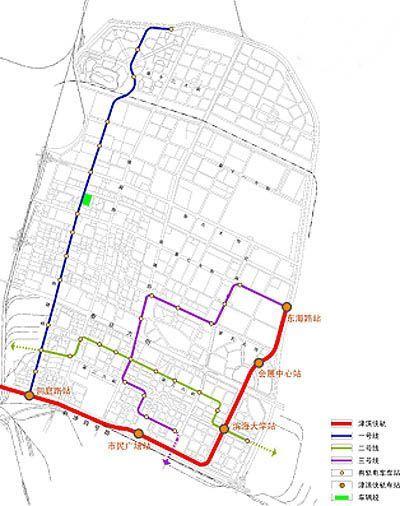 """天津开发区启建""""黄金通道"""" 完善区域投资环境"""