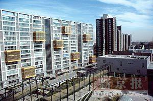 建筑外观从模仿到风格多元化