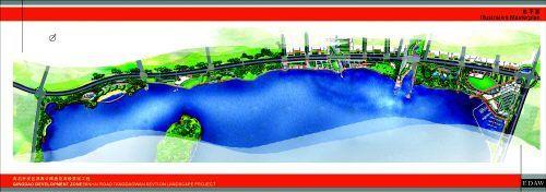 3亿元打造唐岛湾滨海公园 七大功能区2006年完工