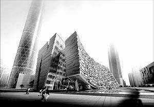 广州图书馆新馆设计竞赛9号方案中标