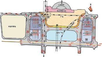 重庆将建六条铁路 井口将修西部最大客运站