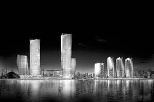 """观音山国际商务营运中心8设计方案接受""""挑刺""""(一)"""
