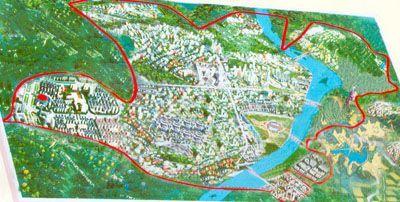 四川眉山市概念规划体系说明