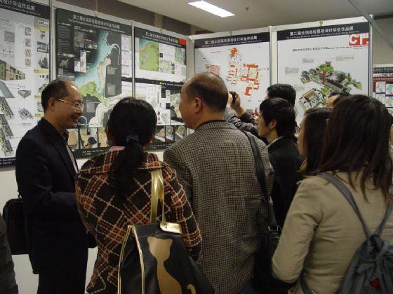 第二届全国高校景观设计毕业作品展结果揭晓 香港大学拔得头筹