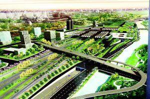 苏州火车站地区设计方案敲定