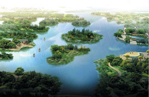 温州生态园仙垟湿地公园明年开工