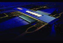 上海虹桥综合交通枢纽现蓝图 号称世界最复杂