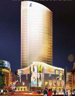 Callison事务所设计上海宏伊广场大厦