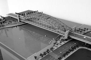 海河柳林桥、国泰桥设计方案选定