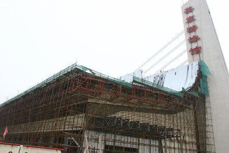 国际现代五项官员考察奥运体育场馆 对建设进度表示满意