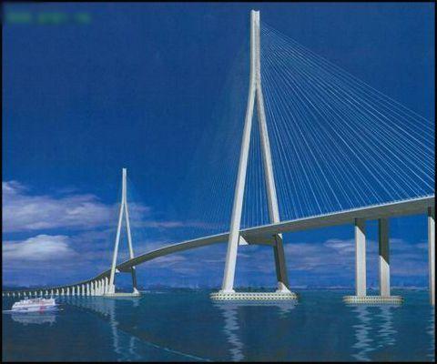 苏通长江大桥十大关键技术