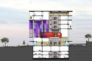 Tabanlioglu在土耳其安卡拉设计Dogan媒体集团新办公楼