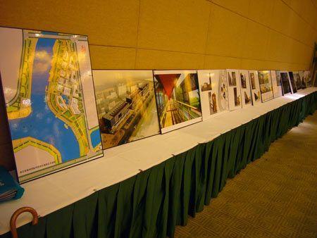 明星规划建筑师齐聚南京 打造秦淮国际风情街区