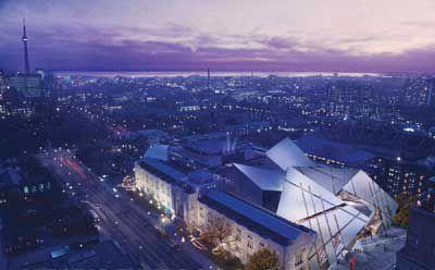 丹尼尔·李贝斯金德的皇家安大略博物馆新附属建筑6月2日开放