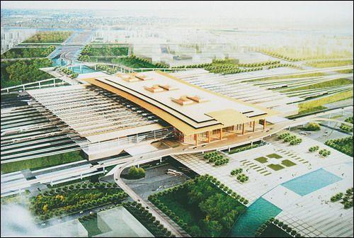 铁路南京南站建设方案首次披露
