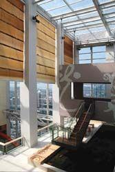 百年同济:新建成钢结构教学科研楼印象