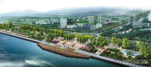 江滨水景串起温州发展史 滨水景观设计已通过审批