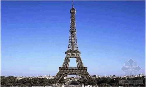 新世界七大奇迹候选:巴黎艾菲尔铁塔