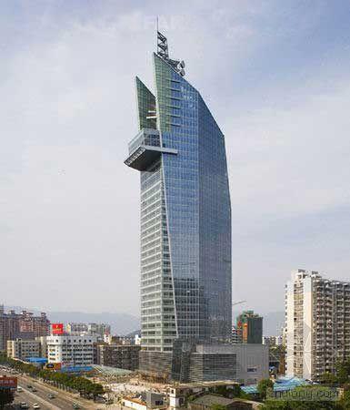 MulvannyG2设计32层的福建省电力公司总部大楼