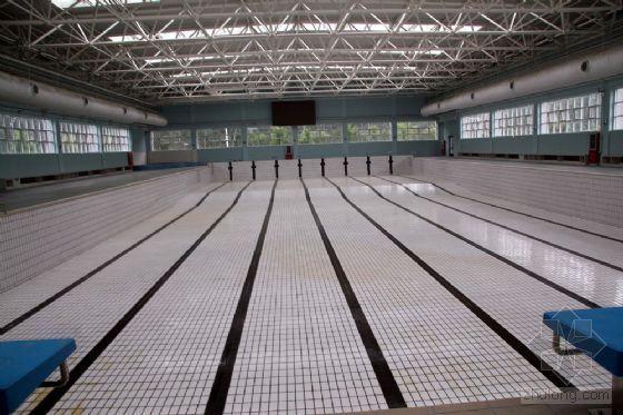 2008残奥会培训人才基地残疾人体育训练中心工程竣工